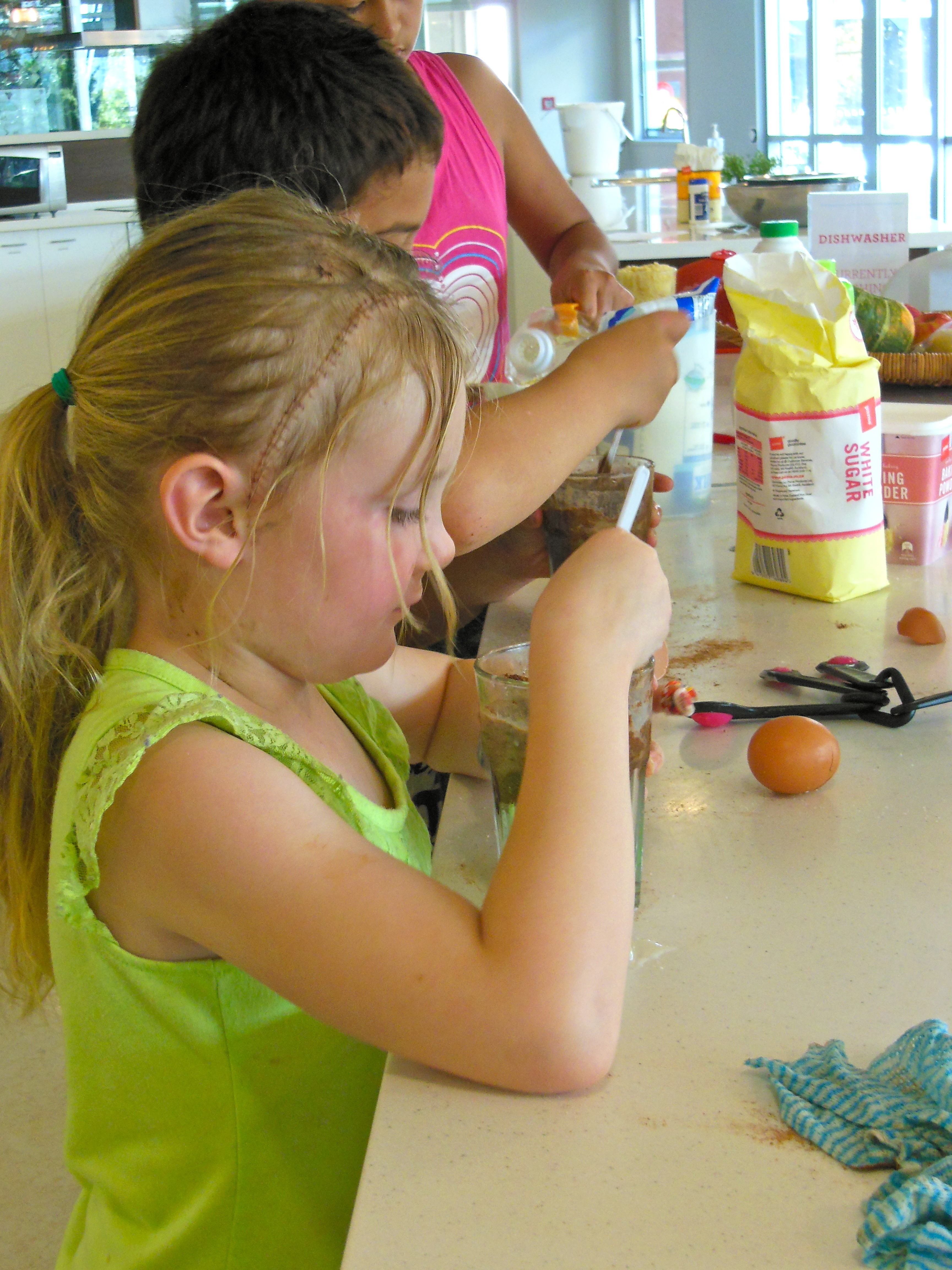 RMH Auckland – let's cook……